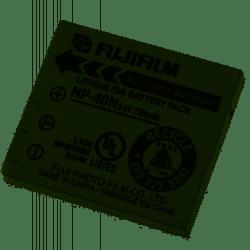 Fujifilm Batterie...