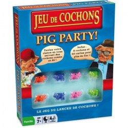 JEU DE COCHONS - Pig Party...
